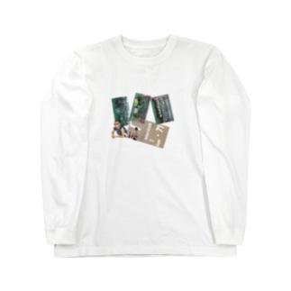 ind-tks Long sleeve T-shirts
