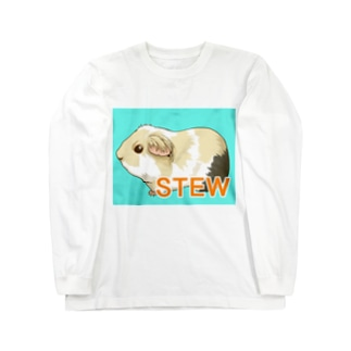 STEWちゃん Long sleeve T-shirts