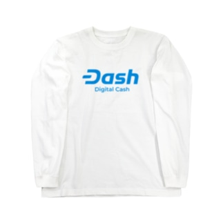 Dash(ダッシュ) Long sleeve T-shirts