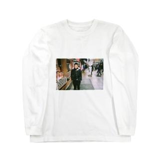 在りし日の Long sleeve T-shirts