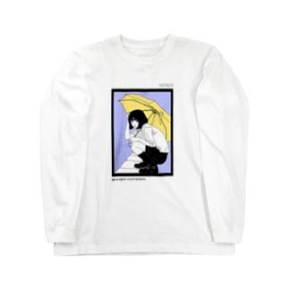 まーちゃん Long sleeve T-shirts