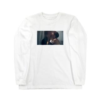 kissing Long sleeve T-shirts