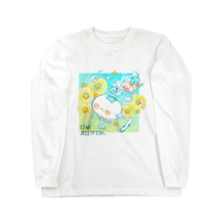 JELLYFISH STAR Long sleeve T-shirts