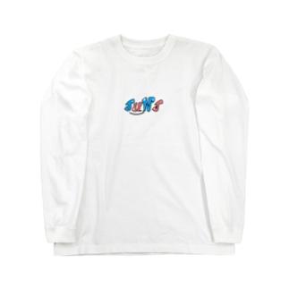 じゅんじさん専用グッズ Long sleeve T-shirts