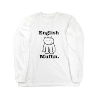 English Muffin Long sleeve T-shirts