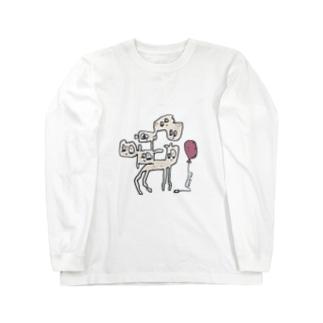ballon Long sleeve T-shirts