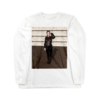 イメチェン Long sleeve T-shirts