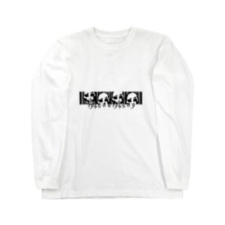 黒い雨  Long sleeve T-shirts