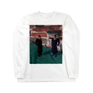 魔法学園 Long sleeve T-shirts
