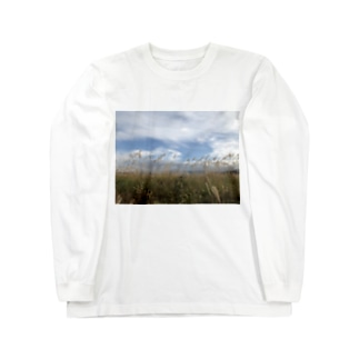 沖ノ原遺跡 Long sleeve T-shirts