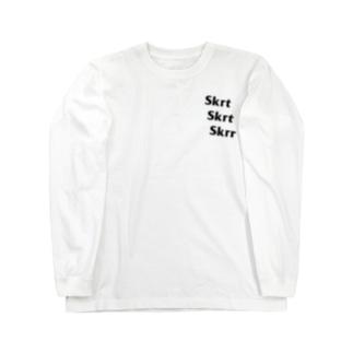 skr skr skrrr! Long sleeve T-shirts