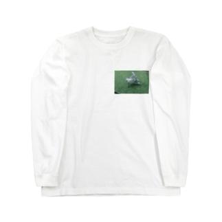 青姦(ドラマチックver) Long sleeve T-shirts