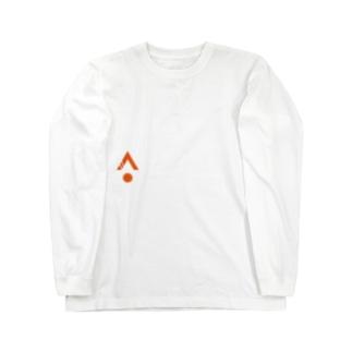 jamiロゴ Long sleeve T-shirts