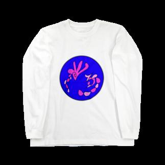 junsen 純仙 じゅんせんのJUNSENSETA(瀬田純仙)古代絵者2B Long sleeve T-shirts