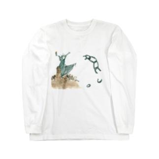 自由!! Long sleeve T-shirts