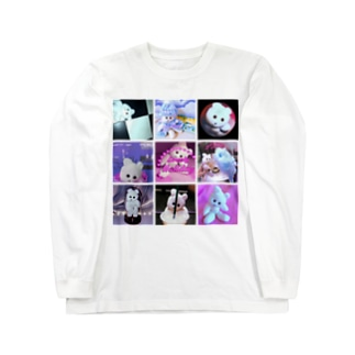 クマキチ・メモリーズ Long sleeve T-shirts