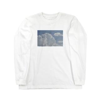 くもっと Long sleeve T-shirts