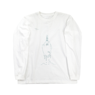 meiyoubuのxxxxU Long sleeve T-shirts