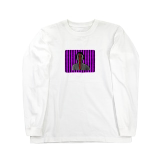 暴力童貞童貞喪失失敗者スウェット Long sleeve T-shirts