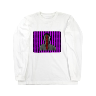 暴力童貞童貞喪失失敗者Tシャツ Long sleeve T-shirts