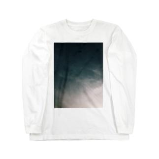 鳶 Long sleeve T-shirts