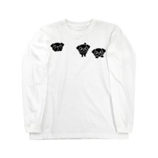 ぱふ屋さんオリジナル♥︎ Long sleeve T-shirts