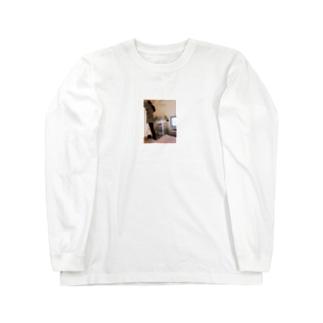 moon me Long sleeve T-shirts