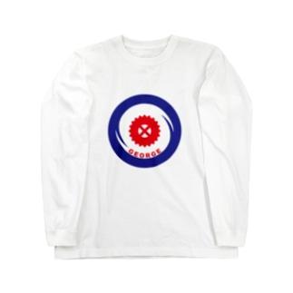 パ紋No.3338 GEORGE Long sleeve T-shirts