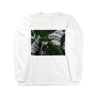 植物園 Long sleeve T-shirts