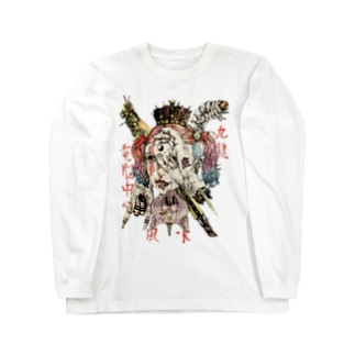 九龍 Long sleeve T-shirts