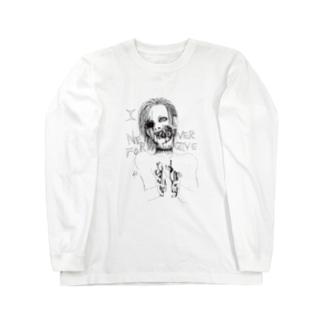 NeverForgive2 Long sleeve T-shirts