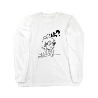 驚嘆みょん Long sleeve T-shirts