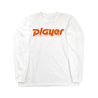 MUSIC PLAYER Long sleeve T-shirts