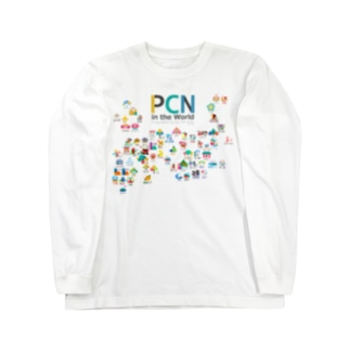 PCN in the World Ver1.1.0 Long sleeve T-shirts