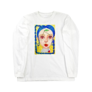 チェリーガール🍒 Long sleeve T-shirts
