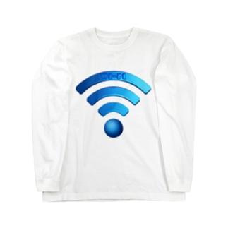 Wi-Fi Long sleeve T-shirts