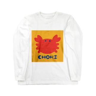 CHOKI Long sleeve T-shirts