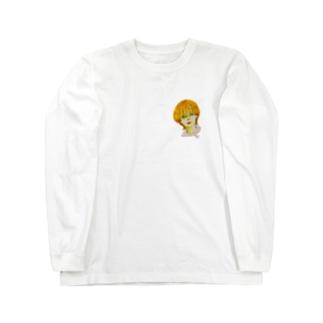少年 Long sleeve T-shirts