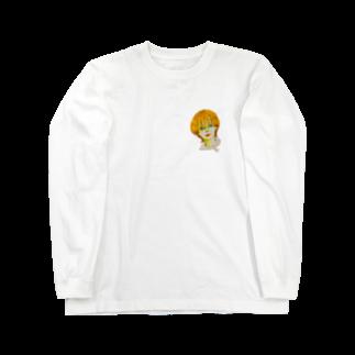 ishiの少年 Long sleeve T-shirts