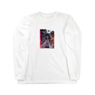 滑降 Long sleeve T-shirts