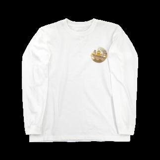 ちるまの店の船の日常1 Long sleeve T-shirts