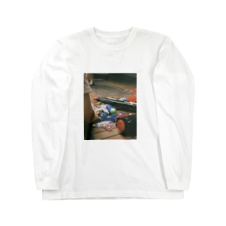 夏のある日 Long sleeve T-shirts