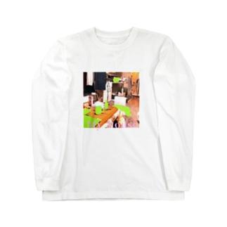 my house Long sleeve T-shirts