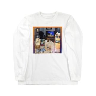 オールでファミコン Long sleeve T-shirts