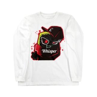 ウィスパー Long Sleeve T-Shirt