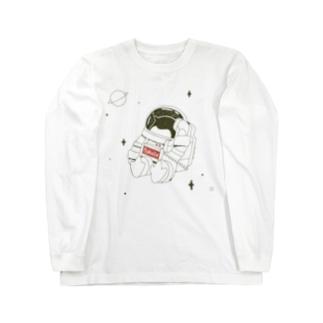 ペンギンコール・うちゅう Long sleeve T-shirts