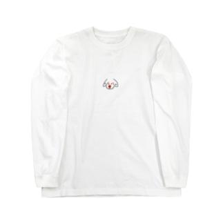 ラリぴょん Long sleeve T-shirts