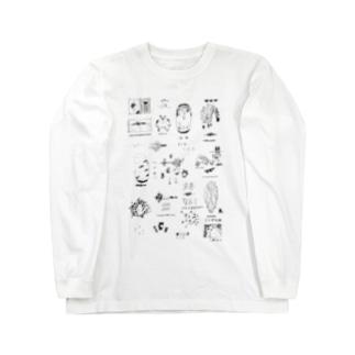 Super Long sleeve T-shirts