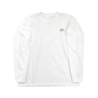 ロングスリーブdeナナーメ Long sleeve T-shirts