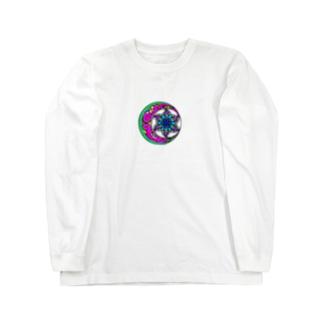 毒花 Long sleeve T-shirts